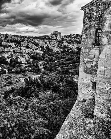 Journey across France: Château des Baux de Provence