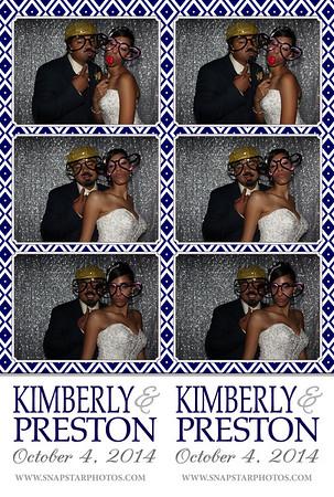 2014-10-04 Kimberly & Preston's Wedding