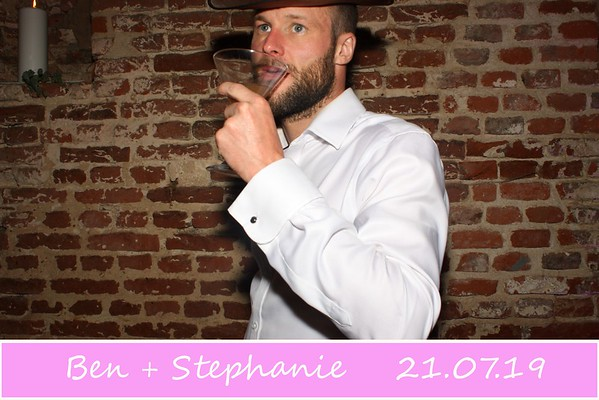 Ben + Stephanie