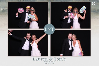 08-07-2021 Lauren & Tom wedding