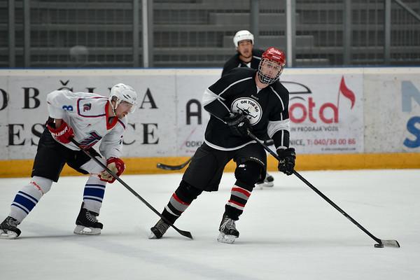On The Go vs  Bratislava Falcons