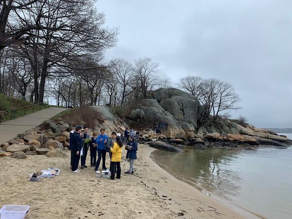 Grade 8 Field Trip April 2019
