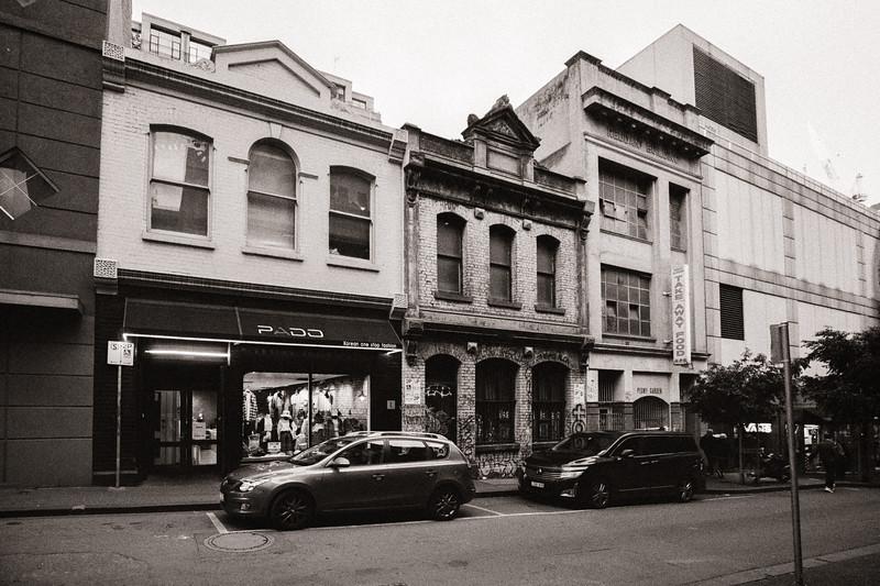 Little Lonsdale Street