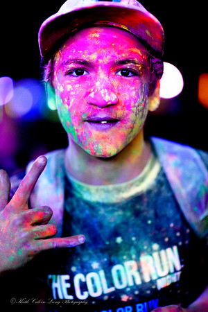 The Color Run Sydney 2015 - Night Version
