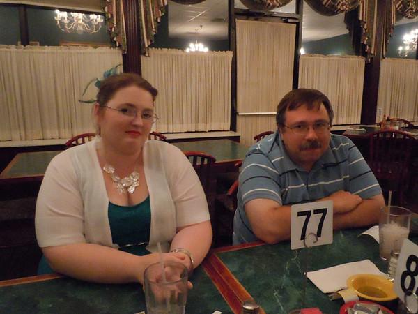 Dinner With Karen: May 30, 2014