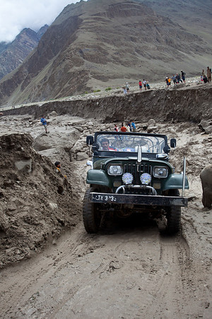 Chapter 3 - Skardu and the Jeep Ride to Thungol