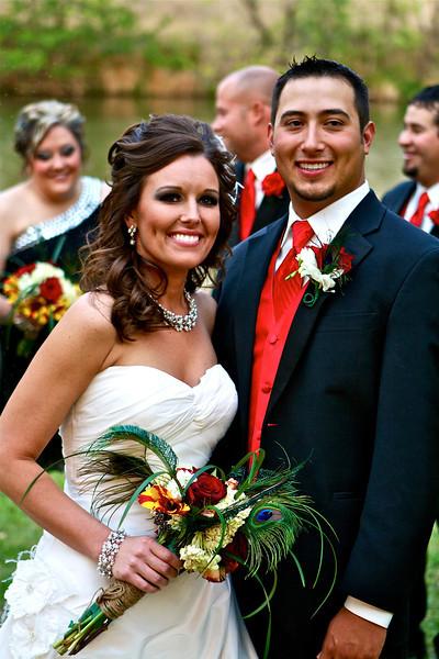 Anderson - Sanchez Wedding