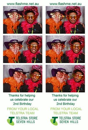Telstra Store Seven Hills 2nd Birthday - 12 July 2014