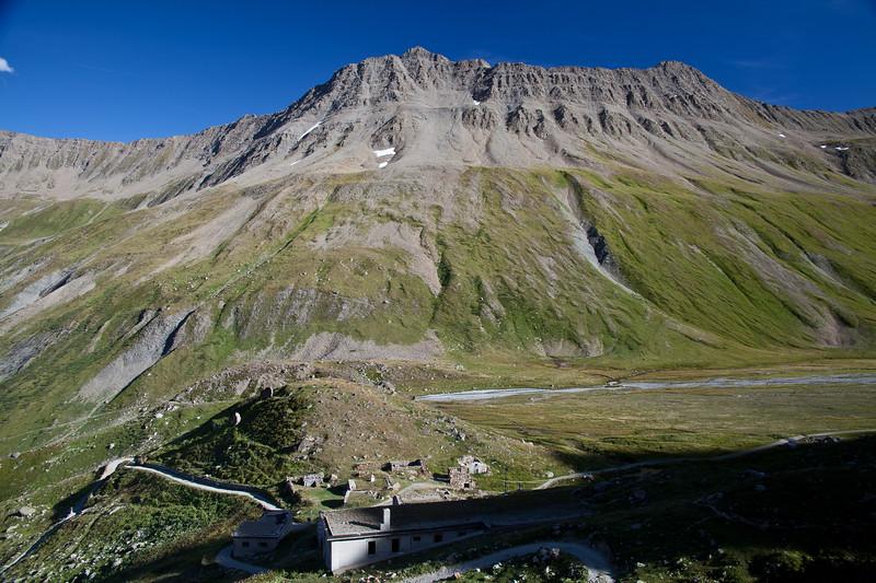 Green Mountains of Val Veni