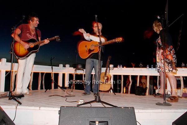 Daron Murphy, Moby and Beth Murphy