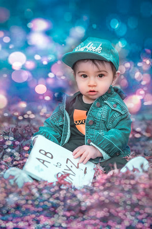 Baby Oliver Benjamin