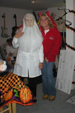 Halloween at Pisanos