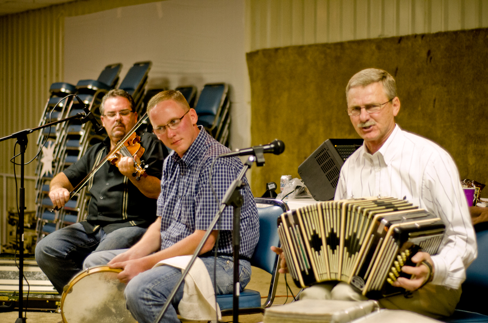 Brian Marshall, James Mazurkiewicz and Dr. Jim Mazurkiewicz Playing Polish Music