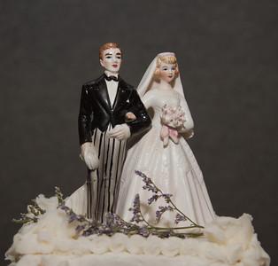 Deb and Bill Wedding
