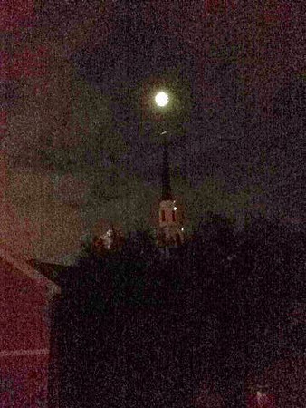 Mary Church Steeple Moon
