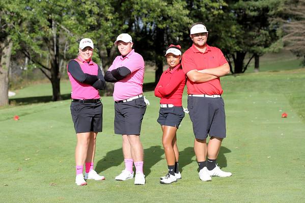 Ferris State Golf 2015