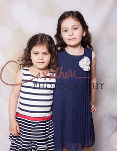 Nicole and Luciana Spring 2014
