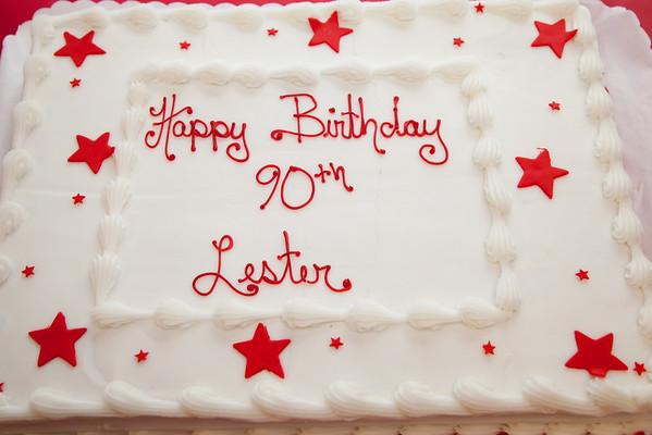 Worrick & Lester 90th Birthday Party 2012