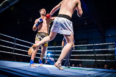 Fight 5 - Jordan Buljubasich v Alex Martin
