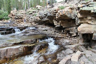Wall Lake Cliff Jumping