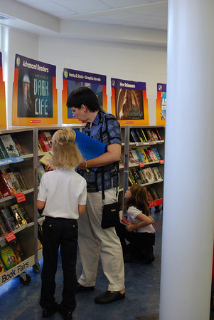Fall Book Fair 2010
