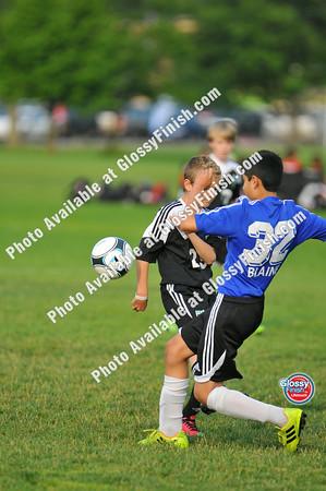U12 Boys - Dakota REV Warriors vs Blaine Crush