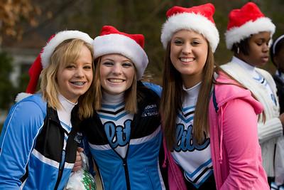 Waxhaw Christmas Parade 2008