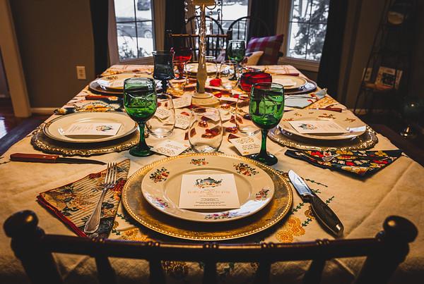 Valentine's Day Dinner 2-13-2021