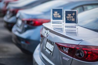 2013-12-05 DC - IIHS Crystal Award Cars