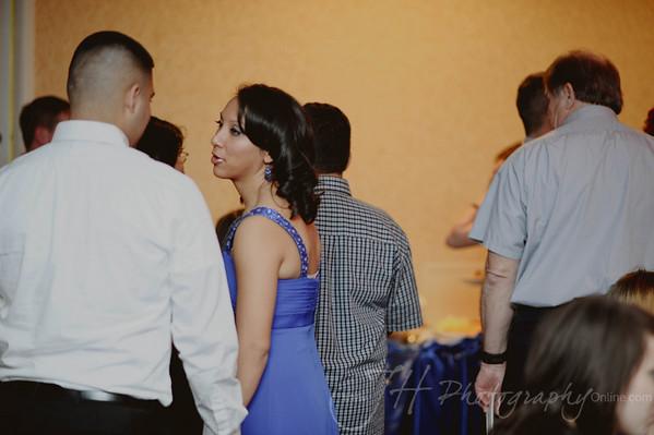 Tina + Aaron Reception