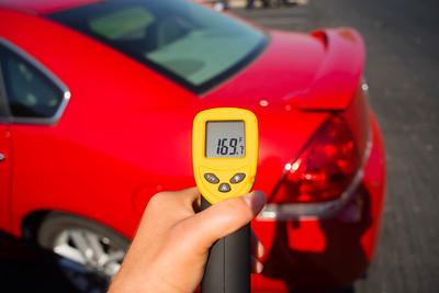 June Temperature Test