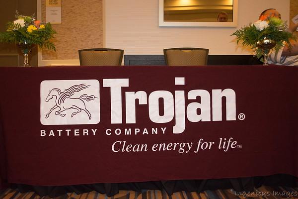 Trojan Battery Svc Awards 2018