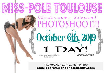 Clarisse (Miss-Pole Toulouse)