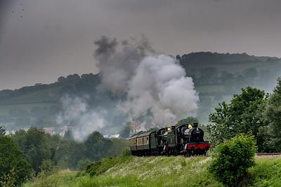 Warwickshire Glos Railway 28 May