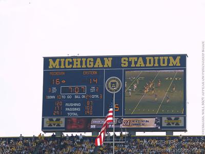 M v. Eastern Michigan - October 6, 2007