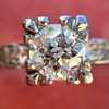 .69ct Transitional Cut Diamond Solitaire 15