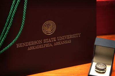 Kimber  - College Graduation