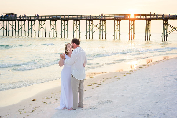 Mr. and Mrs. Cofield  |  Panama City Beach