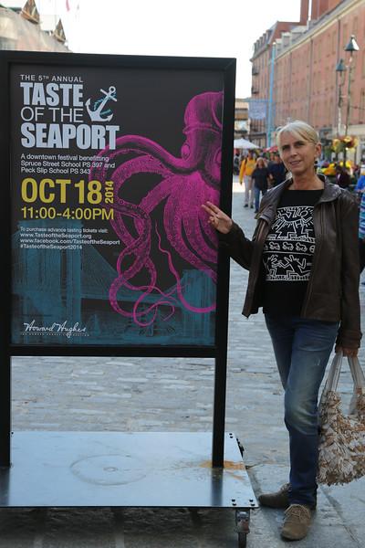 Taste of the SEAPORT, Festival - October 18, 2014