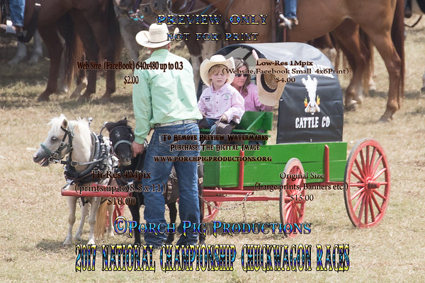 2017 Saturday National Championship Chuckwagon Races