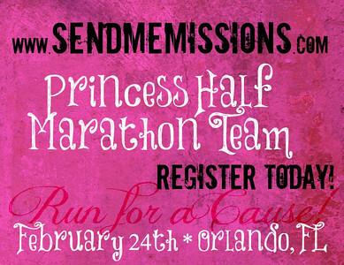 SMM Princess 1/2 Marathon 2013