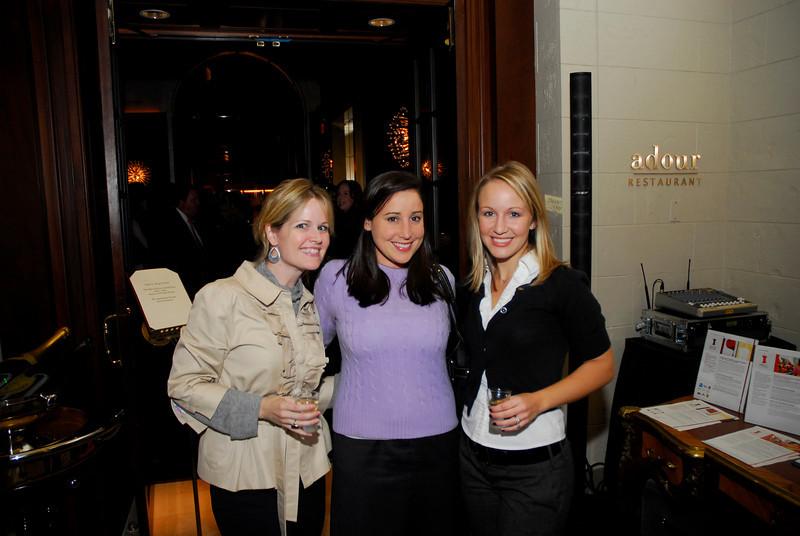 Kyle Samperton,November 4,2009,St.Regis Hotel,Hannah Porter,Jennifer Speece,Stacey Christopher