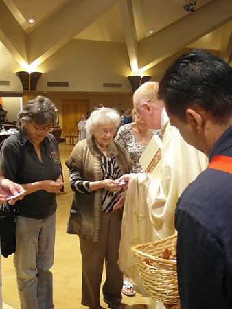 10-06-13 Welcome New Parishoners