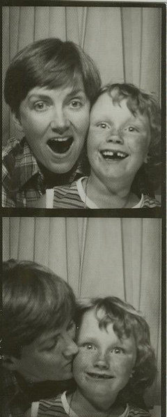 remember PHOTO BOOTHS family, friends, self
