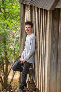 Alex Senior Portraits
