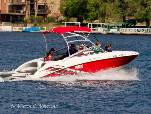 Lake Arrowhead Boats