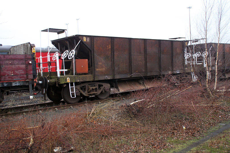 YGB 982872 Toton WRD 29/01/12