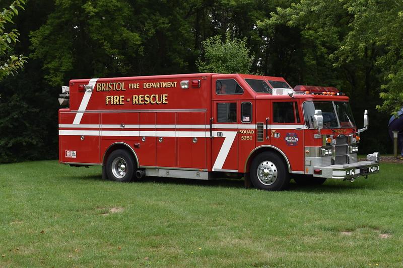 MABAS Division 101 Fire Apparatus Kenosha County