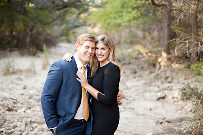 Camryn and Scott's Engagement Portraits