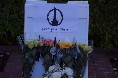 Candlelight Vigil - Pray for Lahore